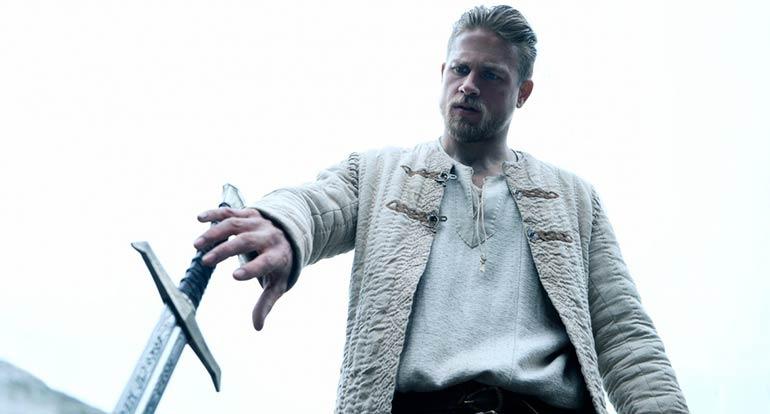 Что в кино? - Меч короля Артура