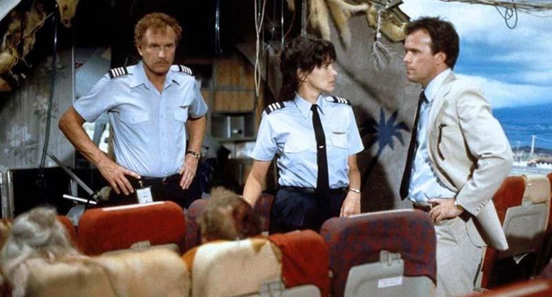 Жесткая посадка - Серьезные фильмы про авиацию и самолёты