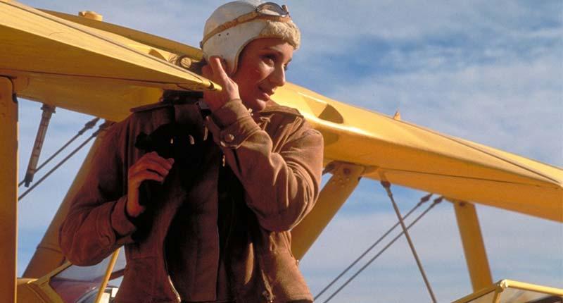 Английский пациент - Серьезные фильмы про авиацию и самолёты