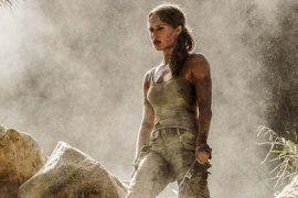 Tomb Raider: Лара Крофт - Новинки кино 2018 года