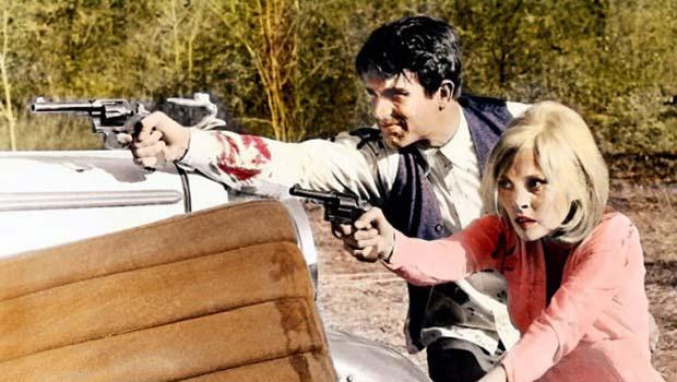Бонни и Клайд - Боевики про гангстеров и бандитов