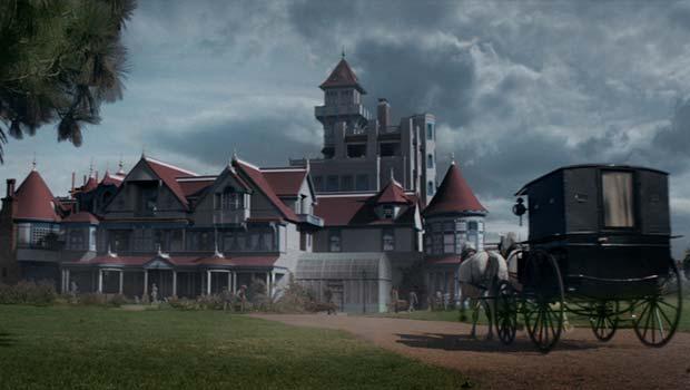 Винчестер. Дом, который построили призраки