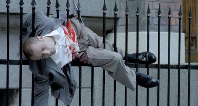 Неуместный человек - Фильмы-антиутопии