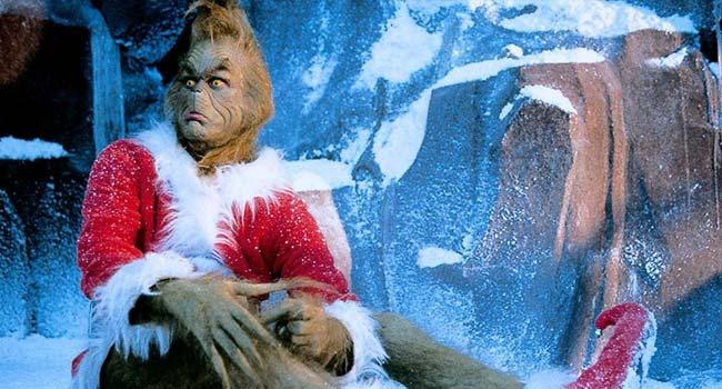 Гринч - похититель Рождества - 10 новогодних фильмов для детей