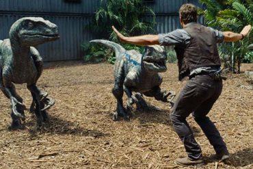 Фильмы о динозаврах