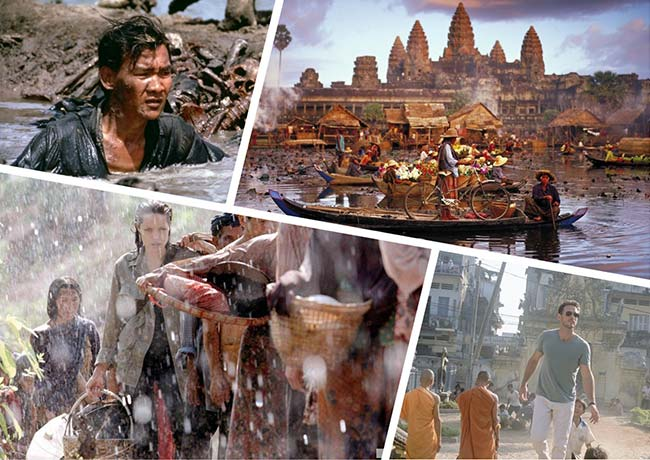 Какой фильм посмотреть в Камбодже?