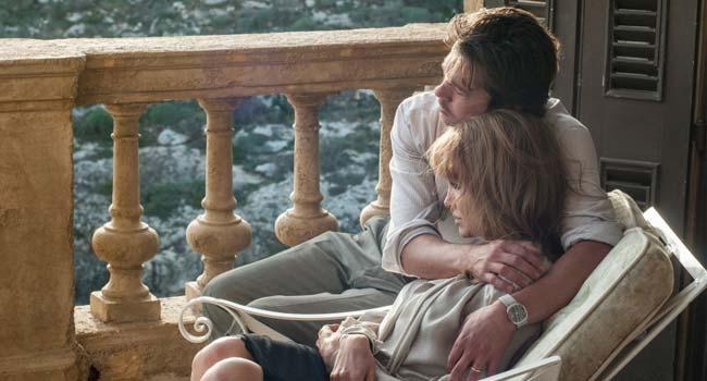 Лазурный берег - Анджелина Джоли