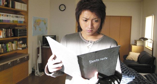 Death Note — 100 фильмов с непредсказуемой развязкой