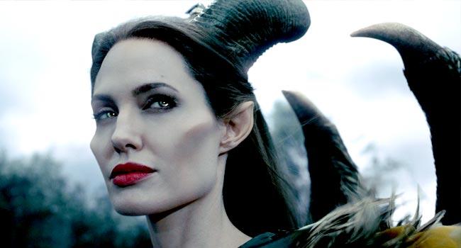 Малефисента - Фильм, где Анджелина Джоли с рогами