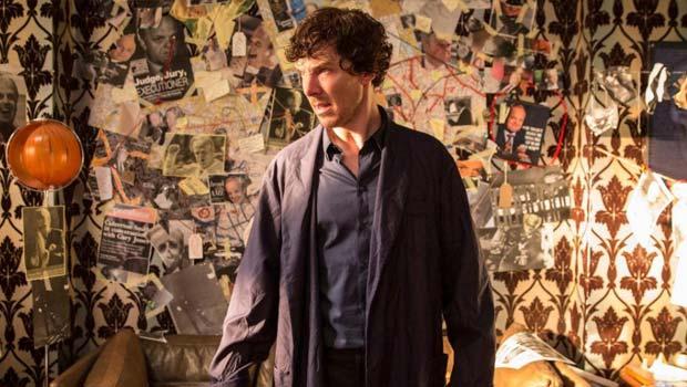 Шерлок - Сериалы для самых умных