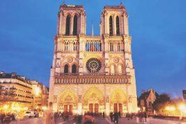 Фильмы про собор Парижской Богоматери